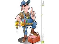 All rounder DIY looking for one day week work permenant for myself at 80.00