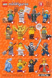 Selling 5 Sets of Lego Minifigures  Cornwall Ontario image 1