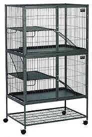 double story ferret cage
