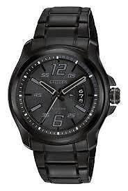 Citizen Men's Htm (High-Tech Machine) AW1354-82E Wrist Watches