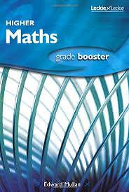 Higher Maths: Grade Booster