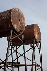 Heating oil tank cleaning, removal, flush. Farm Diesel tank Moose Jaw Regina Area image 5