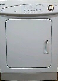 FREE DELIVERY Dryer APARTMENT Samsung 220v