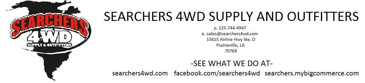 Searchers 4WD