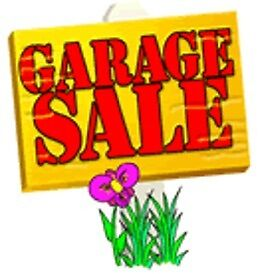 Multi Family Garage Sale - Baby clothes, toys and large items