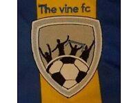 Mens Sunday League Football Team - Players Wanted