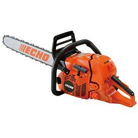 "CHAINSAW 20"" 59.8cc ECHO CS590 REAR HANDLE Acacia Ridge Brisbane South West Preview"