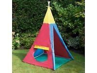 Brand-new wigwam kids play tent