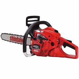 SHINDAIWA 452S REAR HANDLE CHAINSAW Seven Hills Blacktown Area Preview