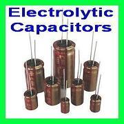 220uF 25V Capacitor