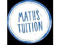 Maths Tuition (individual) £20/hr