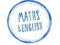 Maths and English tutoring classes