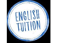 Experienced English tutor of all ages and ability.