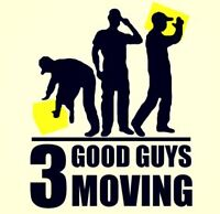3 GOOD GUYS #1 FLAT RATES •100% INSURED•EXPERIENCED(289)214-2940