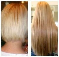 CHRISTMAS AND NEW YEAR SPECIAL HOT FUSION HAIR EXTENSIONS !