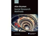 58 Social Science Books - Psychology, Sociology, Politics, History, Research, Criminology