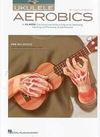 UKULELE AEROBICS For All Levels Beg to Adv + aud*