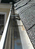 Eavestrough Cleaning starting at $50!