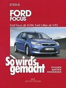 Reparaturhandbuch Ford