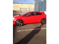Vauxhall Astra GTC Limited Edition 1.4 Turbo