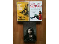 3 Caitlin Moran Books - How to be a Woman, Moranthology & How to Build a Girl