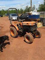 Kubota b6000 2wd Diesal Tractor ON HOLD TIL SAT AM PPU