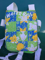 water pals: comfy float vest-not for boating fits about 20-30lbs