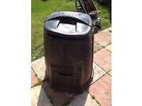 compost bin good condition only £8.00