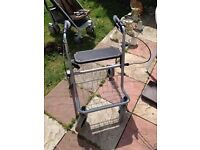 mobility trolley good condition only £5.00