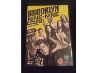 Brooklyn Nine-Nine season one box set DVD - brand new, never used