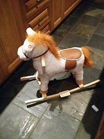 Childs Rocking Horse in good condition and working Werribee Wyndham Area Preview