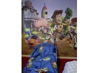 Toy Story Bed and Bedding set