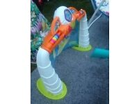 Chicco Football goal for kids. Good condition. Pet and smoke free. £8