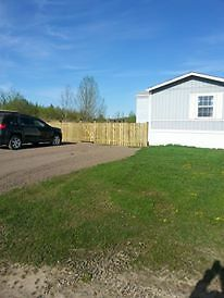 1994 Mobile home on rented lot Mayerthorpe