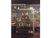 Castle Seasons 1-3 DVD