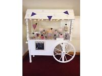 Wedding and Events Candy Cart