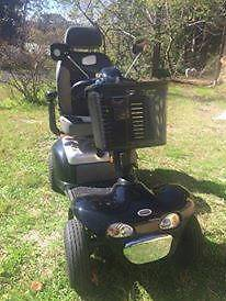 Rocky 4 Shoprider Mobility Scooter Springwood Blue Mountains Preview
