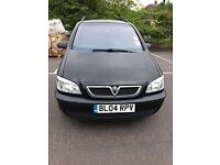 Vauxhall Zafira 7 seater for sale