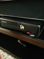 Xbox 360 and Kinect with 12 Xbox Games