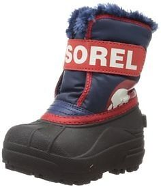 Sorel Snow Commander Winter Boots toddler size 8 Strathcona County Edmonton Area image 1