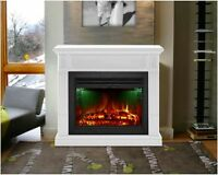 Muskoka Beale Electric Fireplace