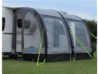 Kampa caravan awning Rally Air 260 - used