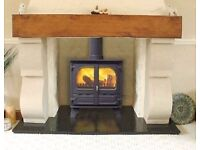 stove - Dunsley Highlander 8 double doors