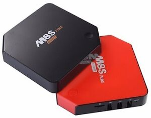 Newest High Quality Android Tv Box - M8S Plus 64 Bit