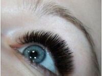 Russian Volume & Mega Volume Eyelash Extensions