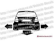 Citroen C2 Stickers