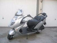 Kymco miler/grand dink 125cc big scooter