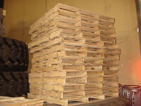 Heavy duty Large Wooden Pallets Ideal for base of decking Fencing ETC only 10 left..