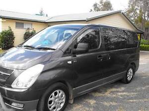 2008 Hyundai iMAX Wagon Inverell Inverell Area Preview