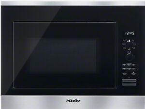 Miele Built-in Microwave Oven - Miele Micro-ondes encastrable